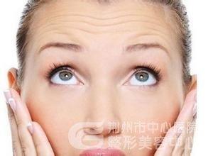 荆州botox去除抬头纹的优势有哪些